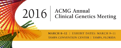 Meet PC PAL at the Annual Clinical Genetics Meeting on March 9-11 in Tampa - booth 926!