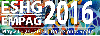 Meet PC PAL at ESHG in Barcelona - May 21-24