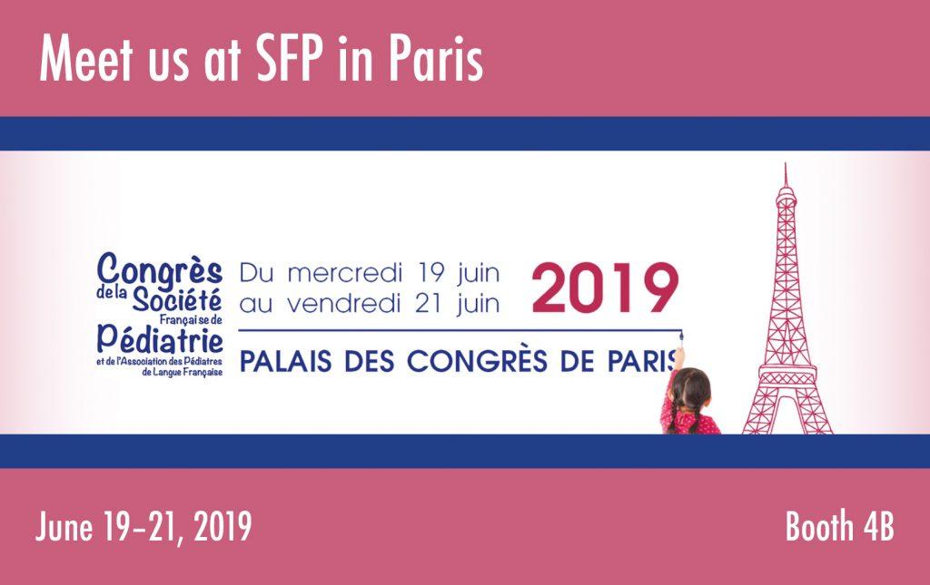 Congrès Pédiatrie Juin 2019 - PedigreeXP